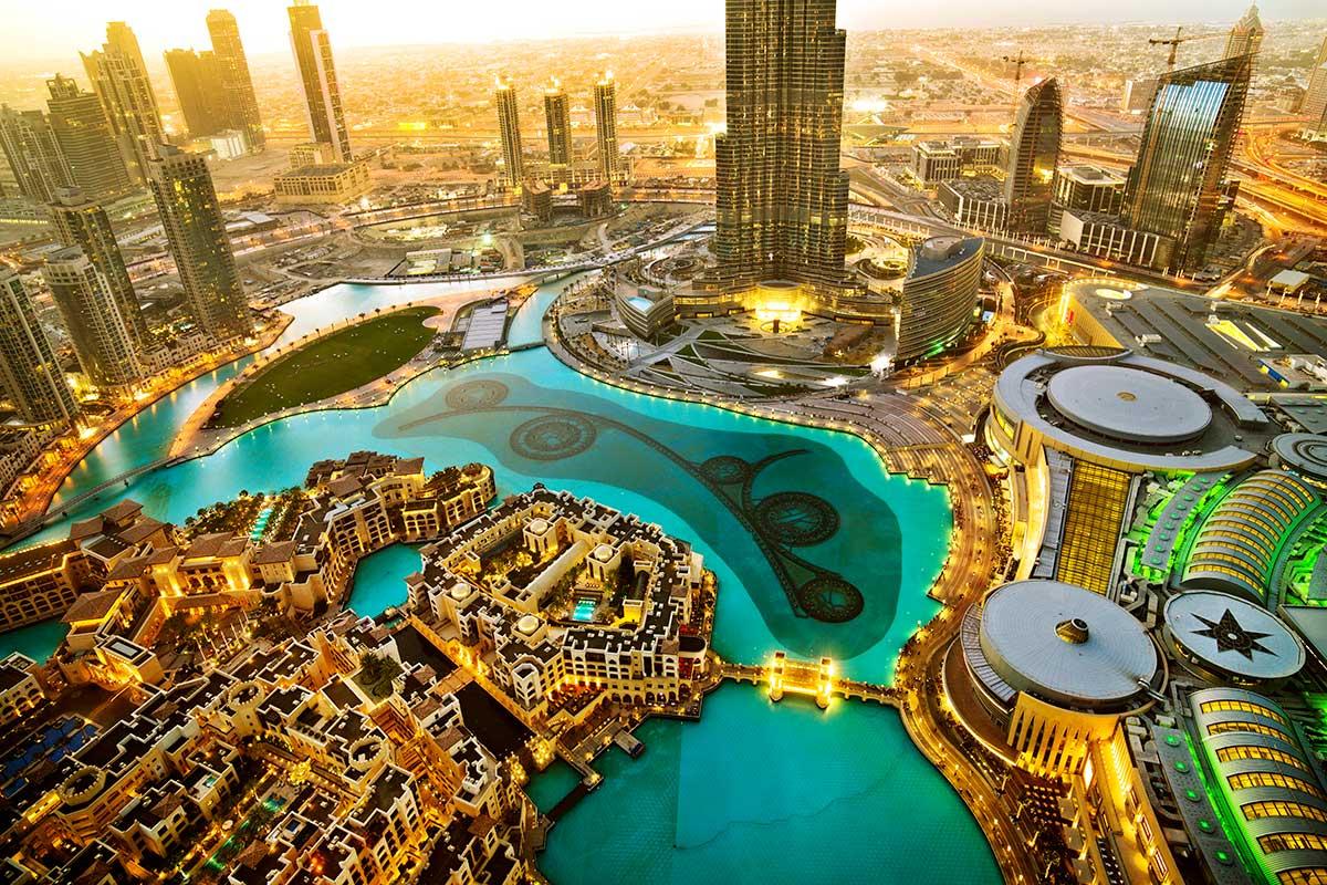 Circuit Le Royaume Des Sables Circuit Emirats Arabes Avec
