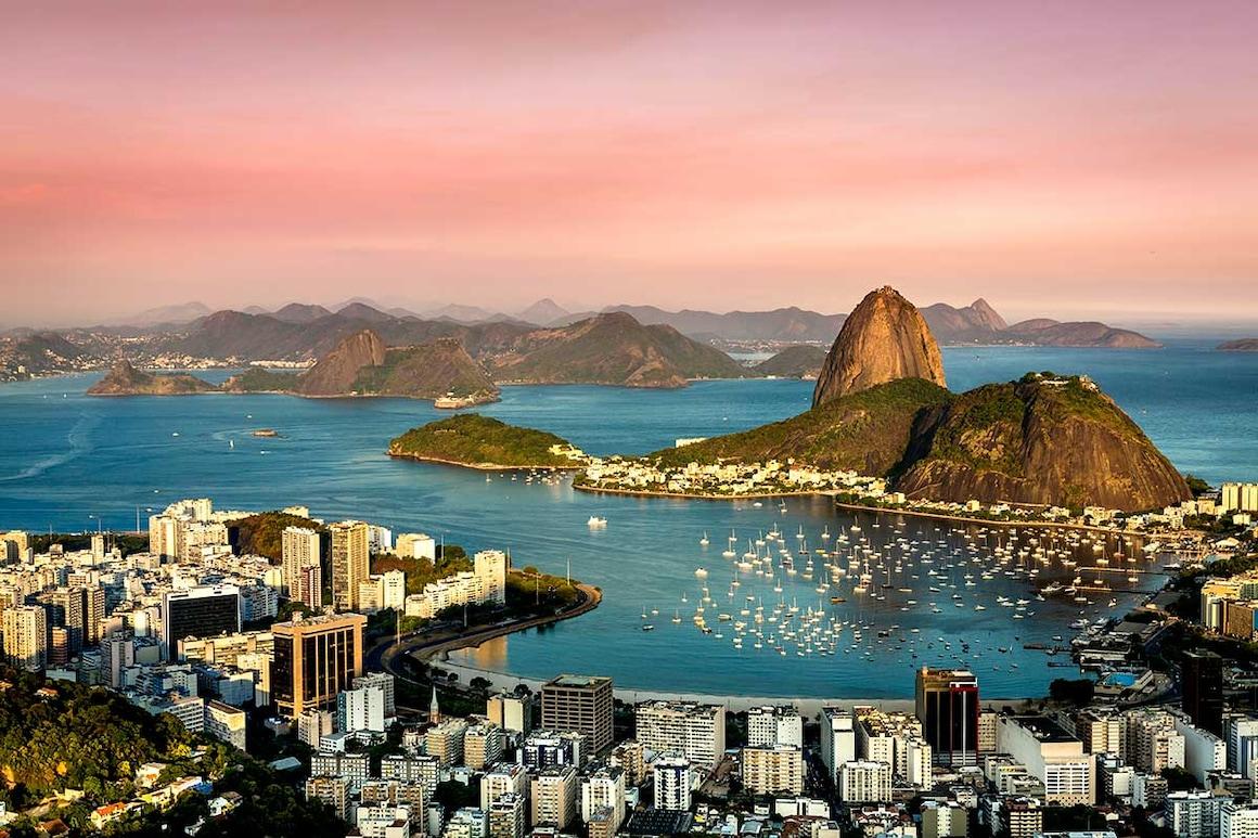 Circuit Panorama brésilien