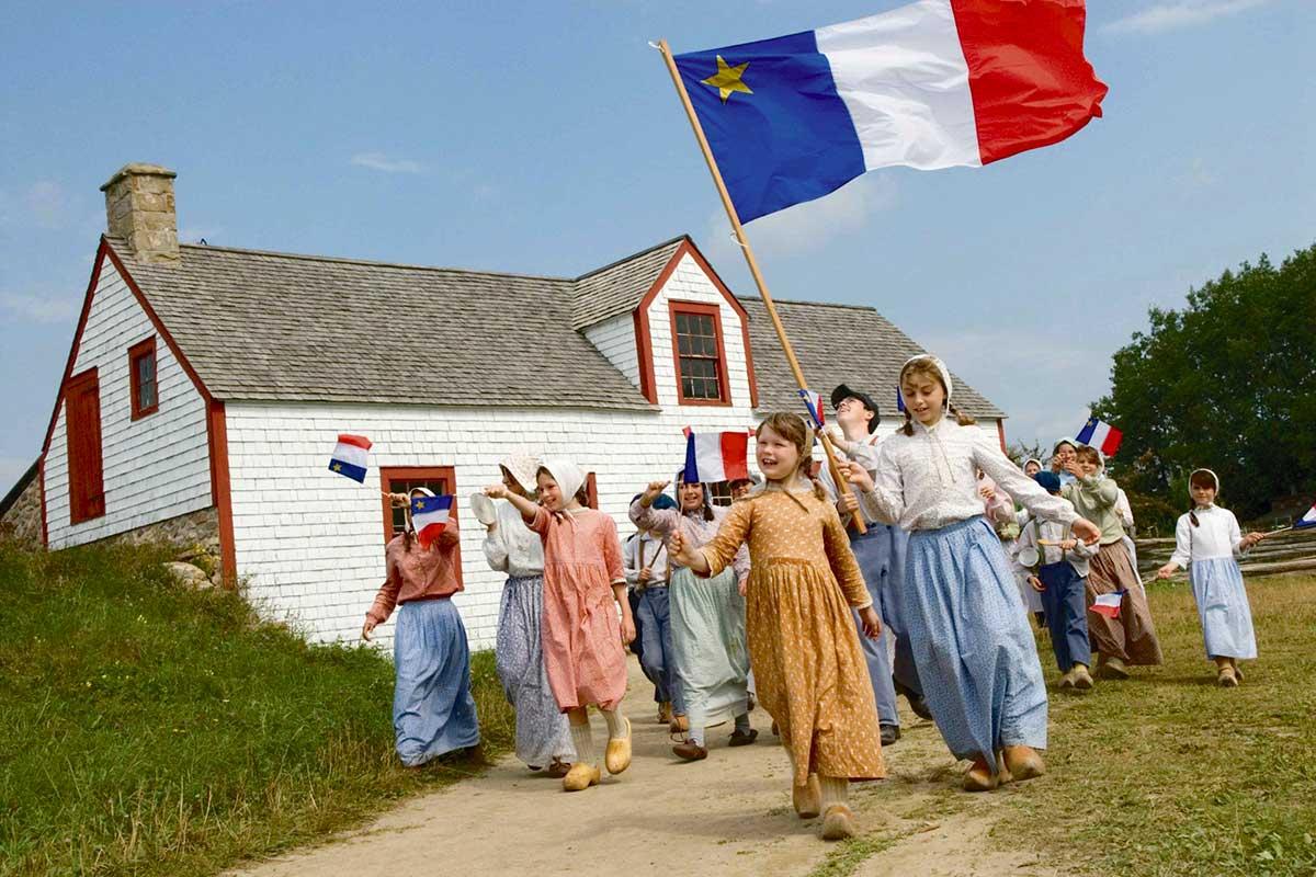 Autotour Le Pays de l'Acadie