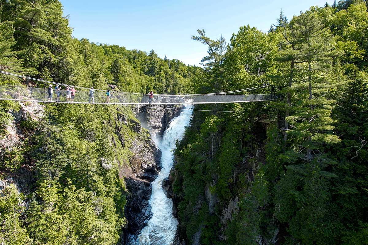 Canada - Est Canadien - Autotour De Niagara à Tadoussac - Itinéraire Impression