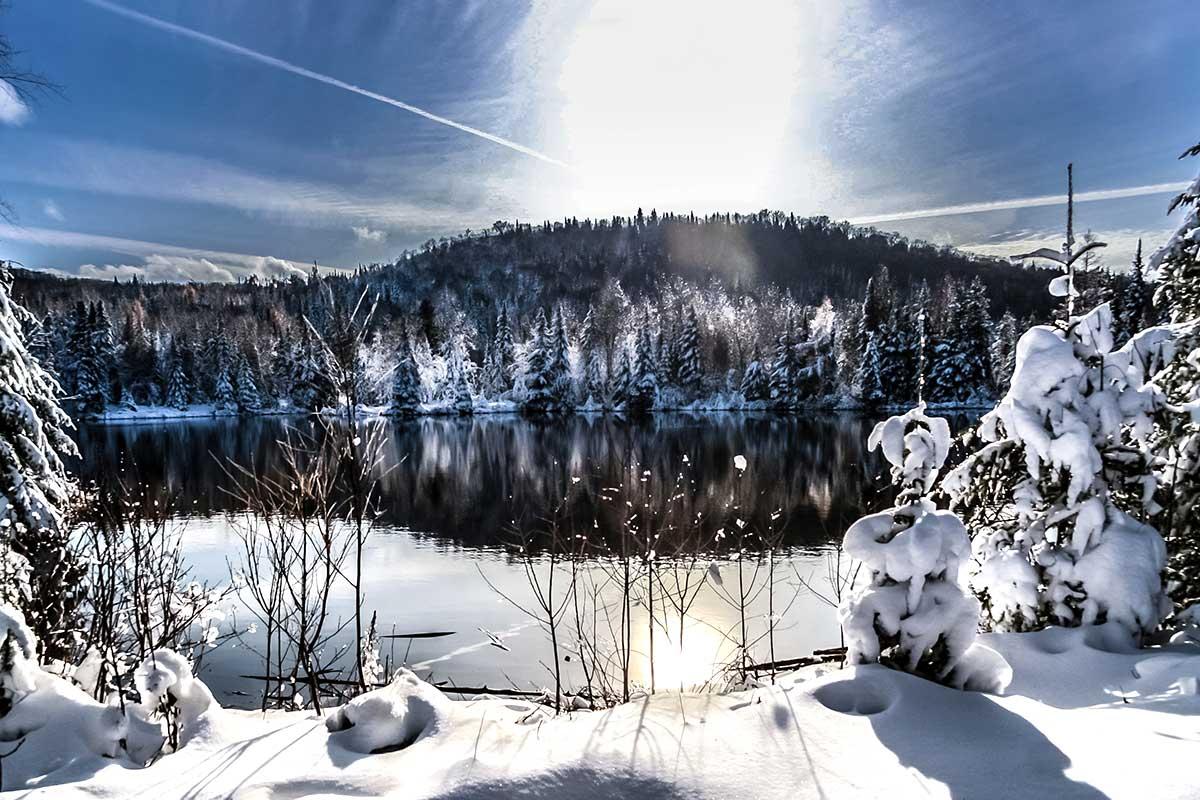 Canada - Est Canadien - Au Clair de l'Hiver - Auberge du Lac à L'Eau Claire 4*