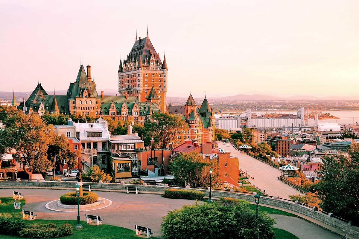 Canada - Est Canadien - Circuit Canadavision