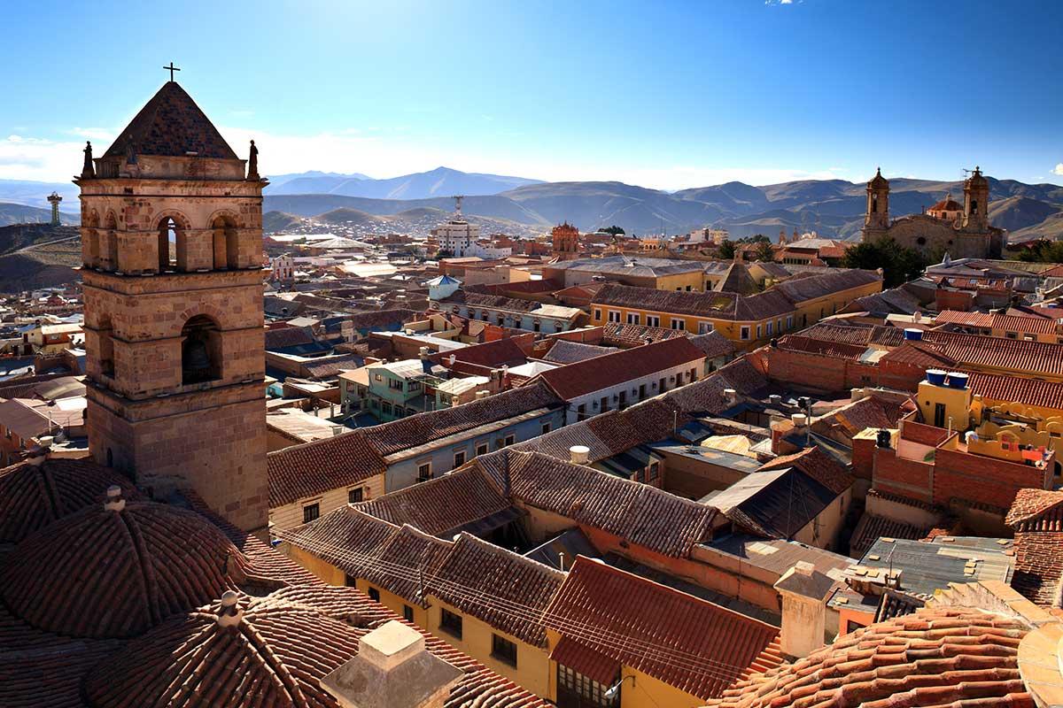 Bolivie - Chili - Circuit Paradis andin