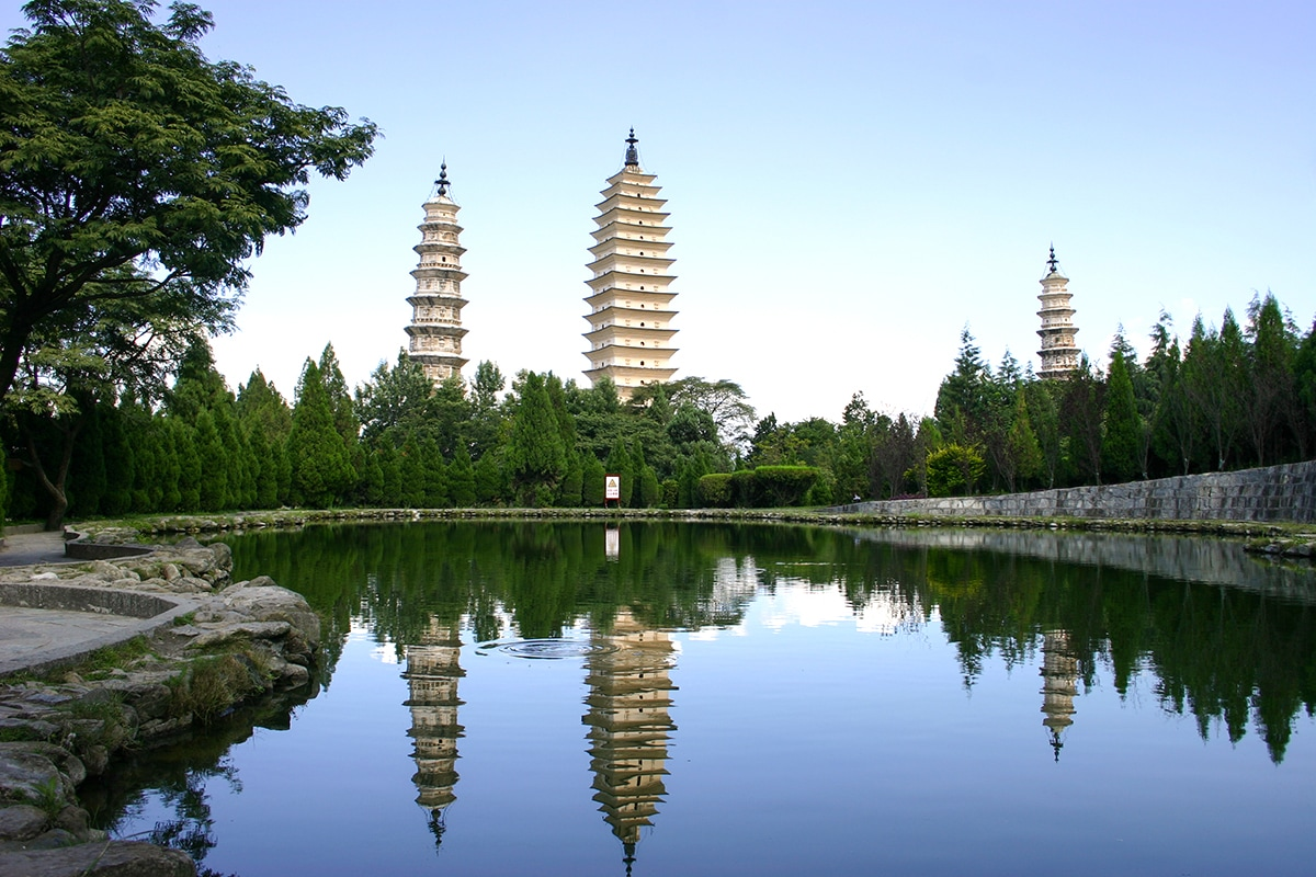 CHNCT100_dali trois pagodes circuits chine tibet tui