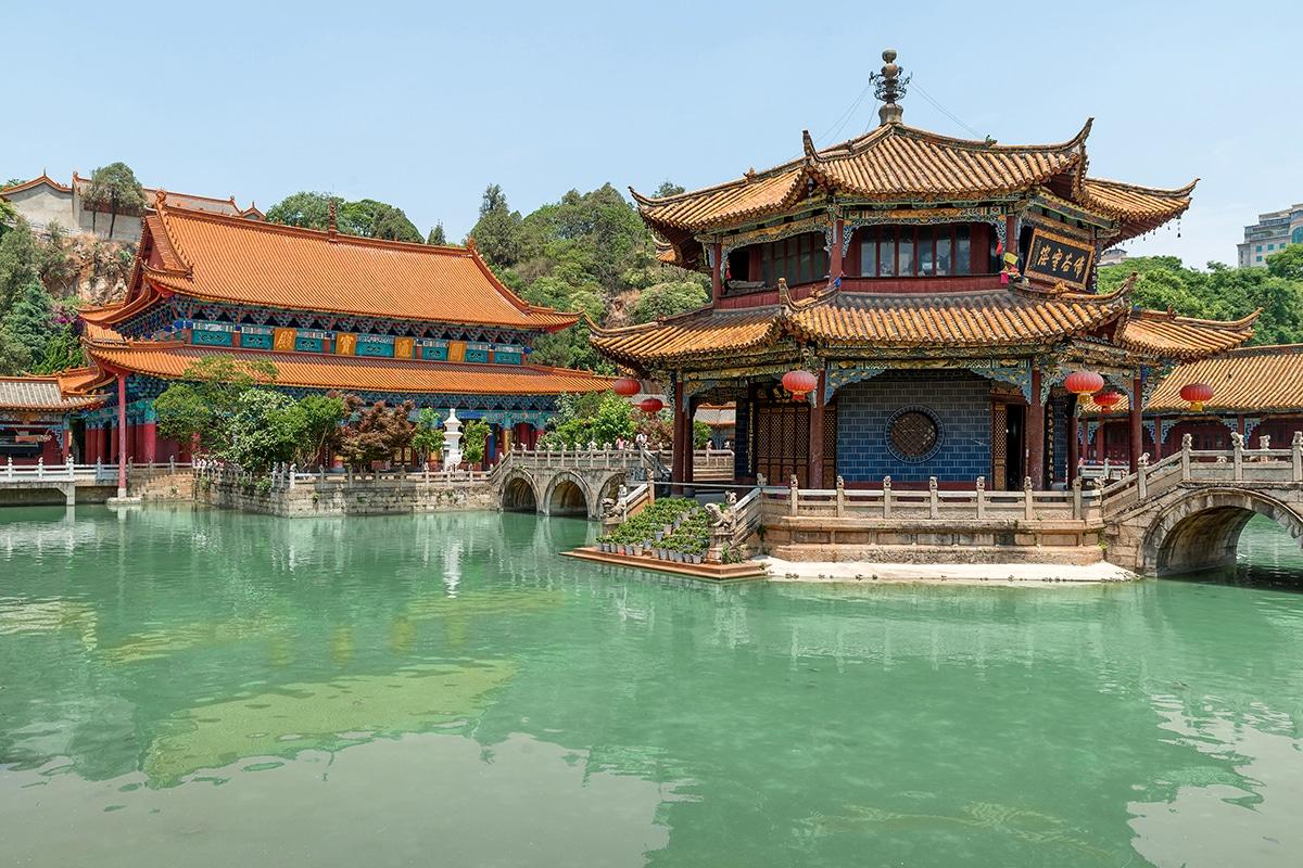 CHNCT100_kunming yuantong temple circuits chine tibet tui