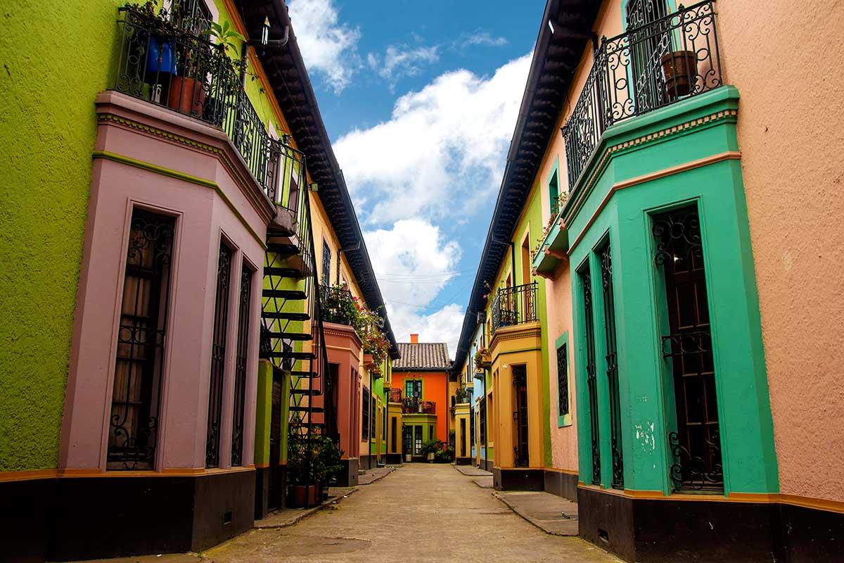 Colombie - Circuit Le Diamant Vert