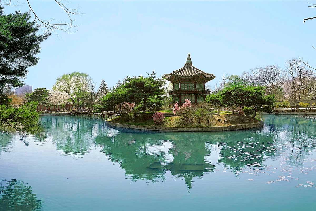Palais Gyeongbokgung, Séoul