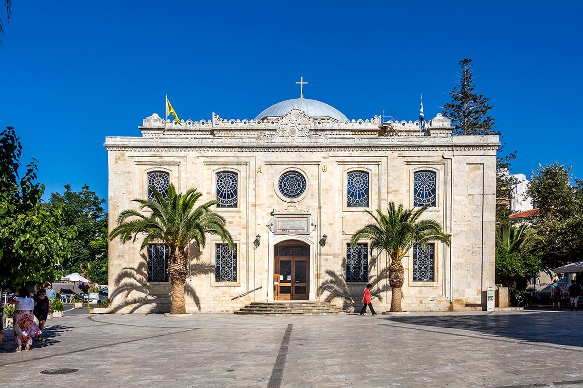 Grèce - Crète - Circuit Crète de l'ouest à l'est