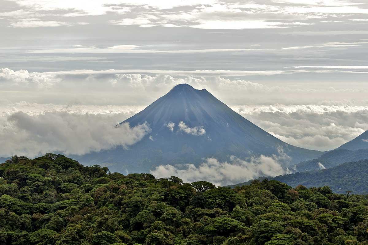 Autotour Sur la Route des Volcans - Itinéraire Sensation