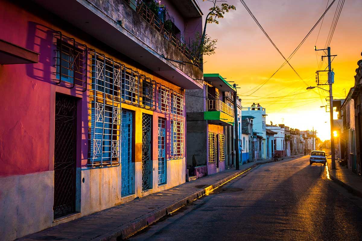 Circuit Mosaïques Cubaines - Vols Iberia et départs de Province