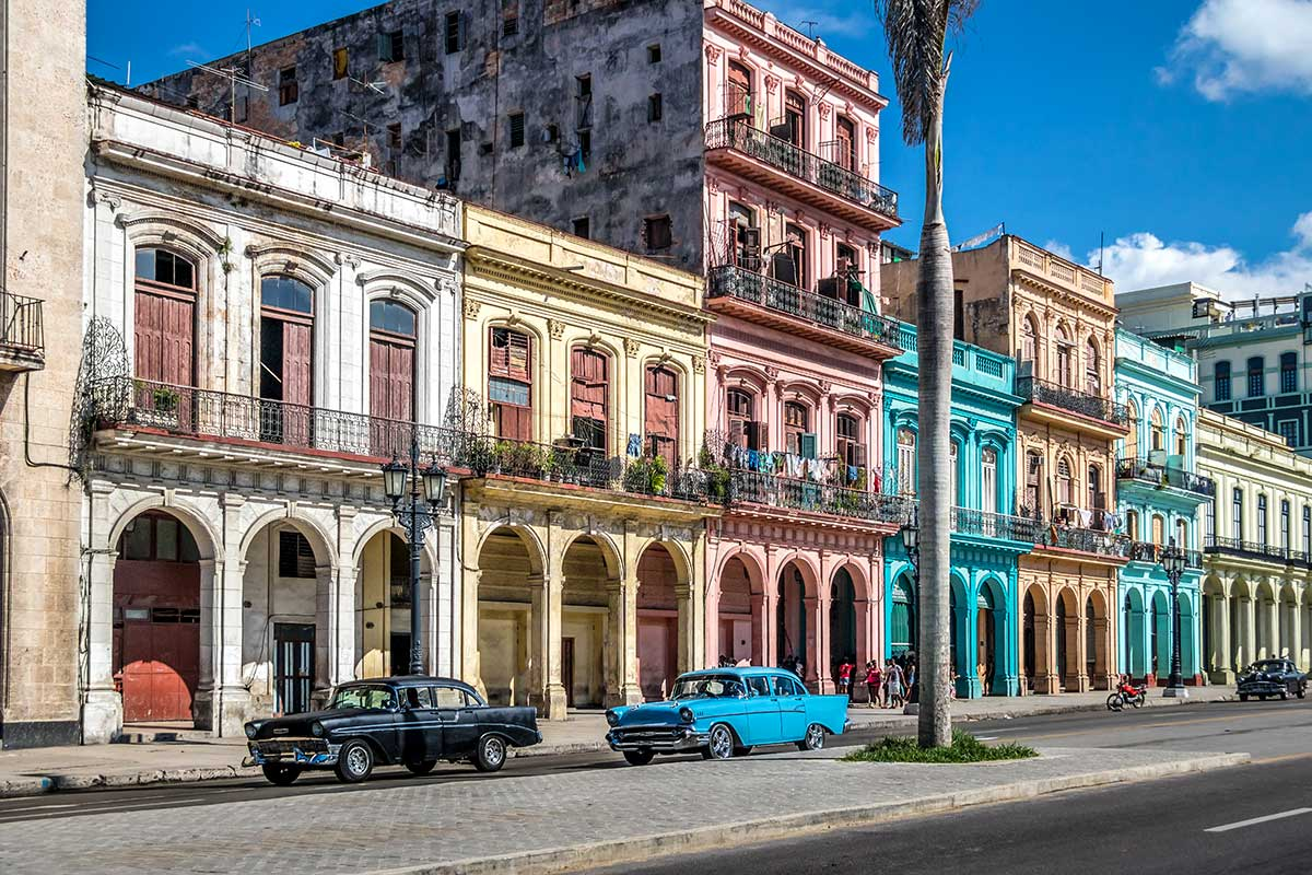 Cuba - Circuit Parfums de Cuba