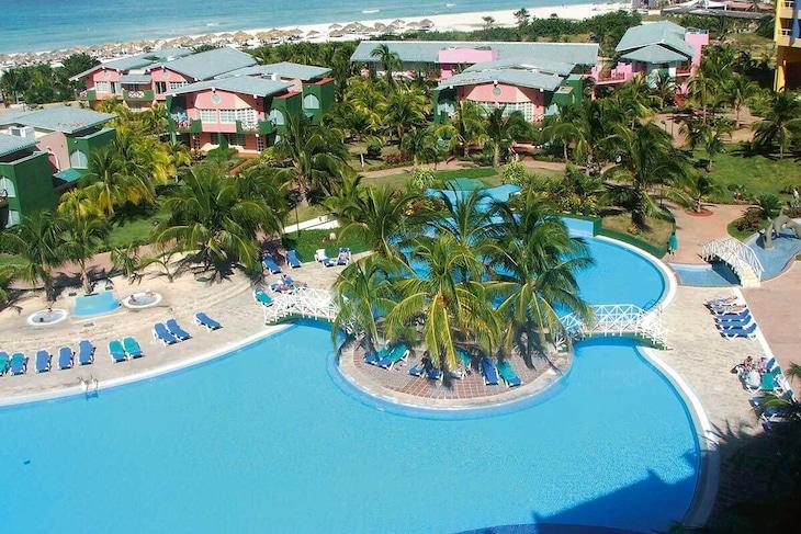H tel barcel solymar arenas blancas resort tui for Barcelo jardin mar