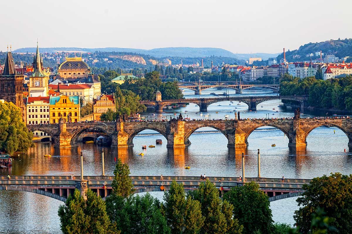 Autriche - Hongrie - République Tchèque - Circuit Prague, Vienne et Budapest