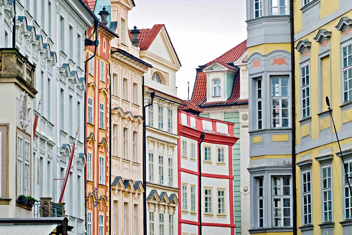 Circuit Prague, Salzbourg et Vienne