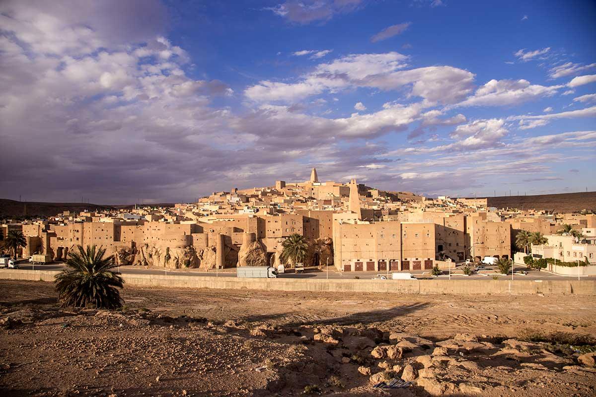 Voyage Algérie : découvrez le Circuit La boucle des oasis : les jardins de la Saoura.