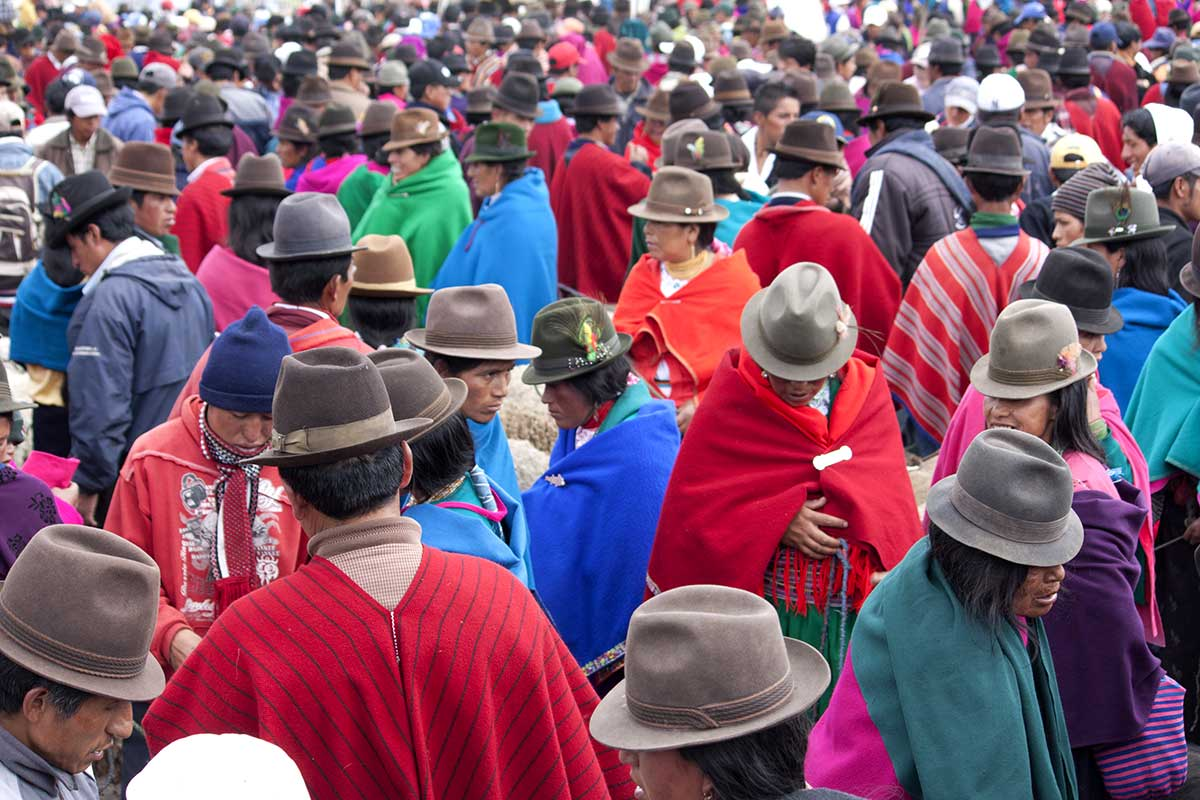 Circuit L'Equateur des traditions - voyage  - sejour