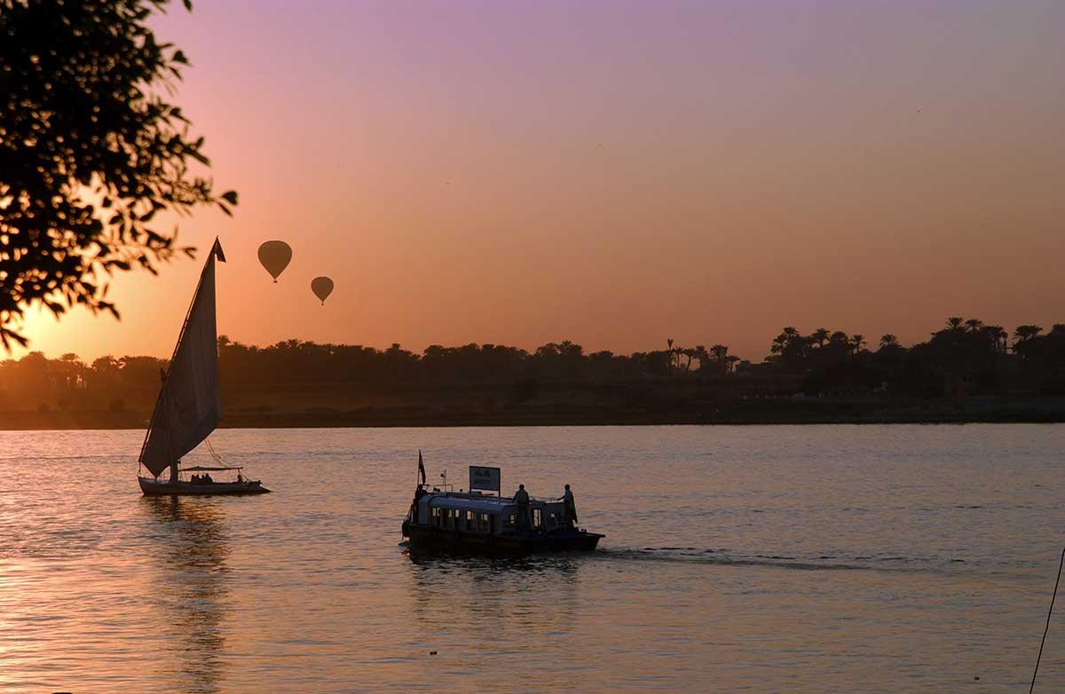 Croisière Les légendes du Nil