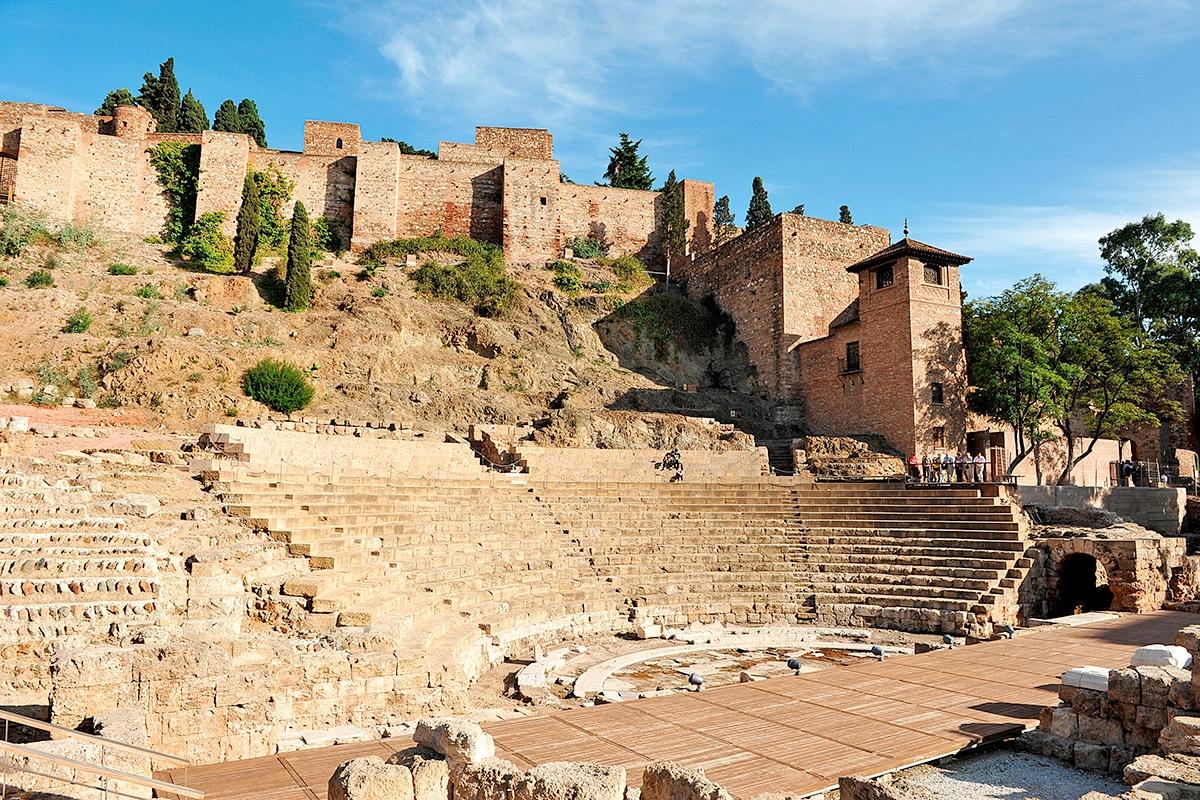 Circuit la belle andalouse 4 voyage espagne s jour malaga for Sejour complet espagne