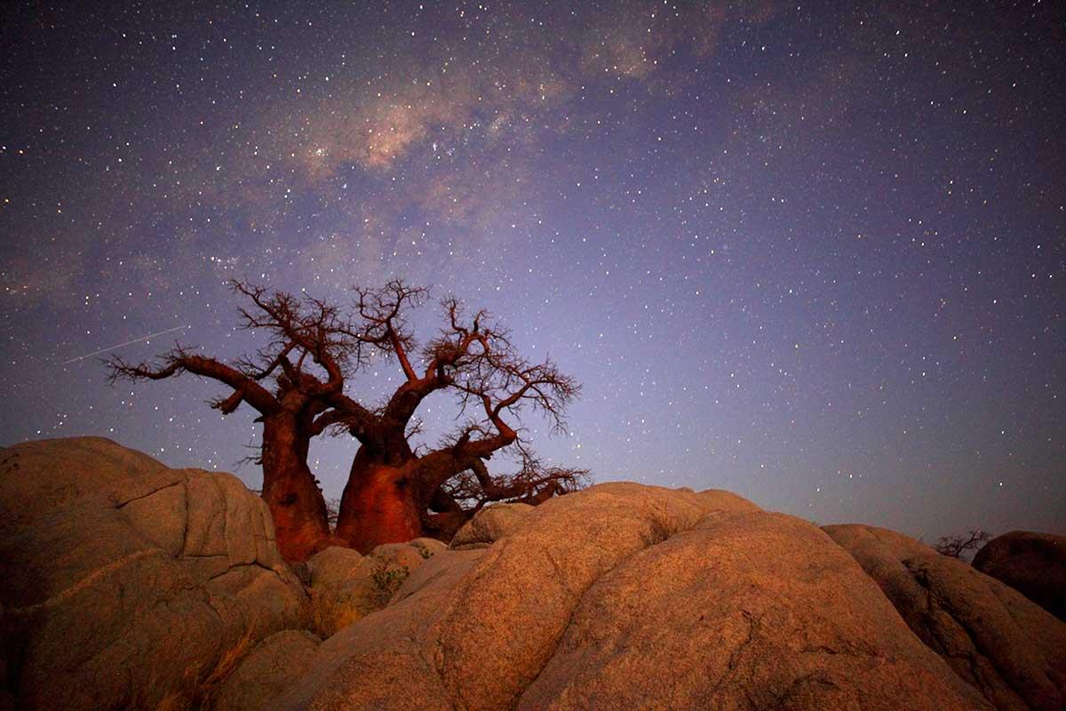 Circuit Chemins oubliés d'Afrique Australe (sens Chutes Victoria-Le Cap)