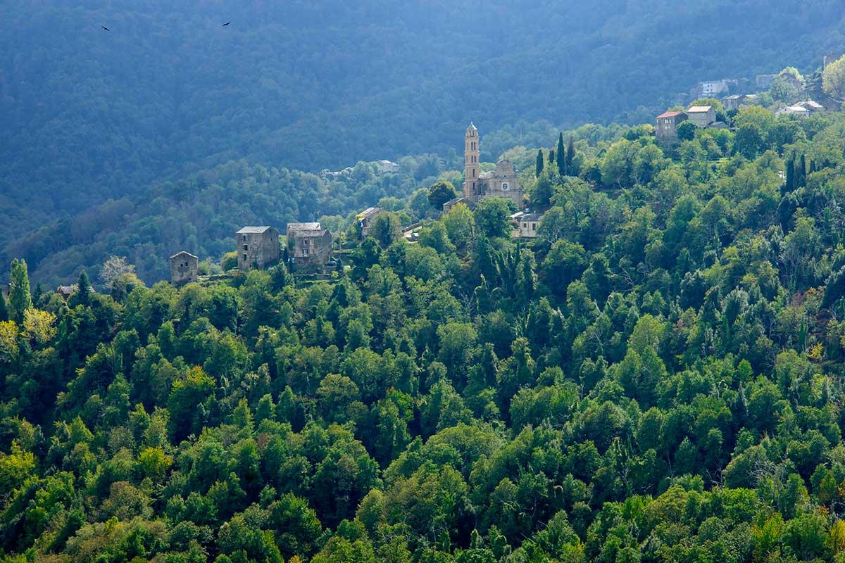Circuit Merveilles de la Corse - voyage  - sejour