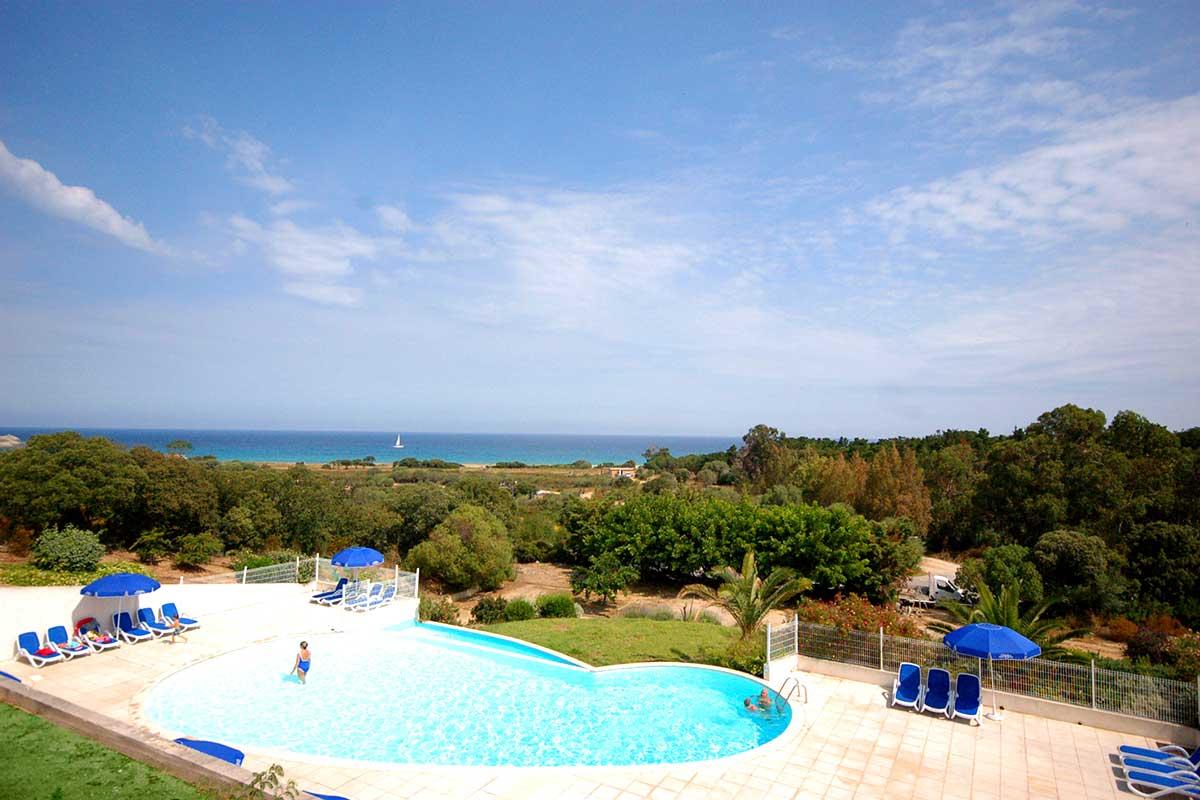 Résidence les Hameaux de Capra Scorsa RES*, Calvi