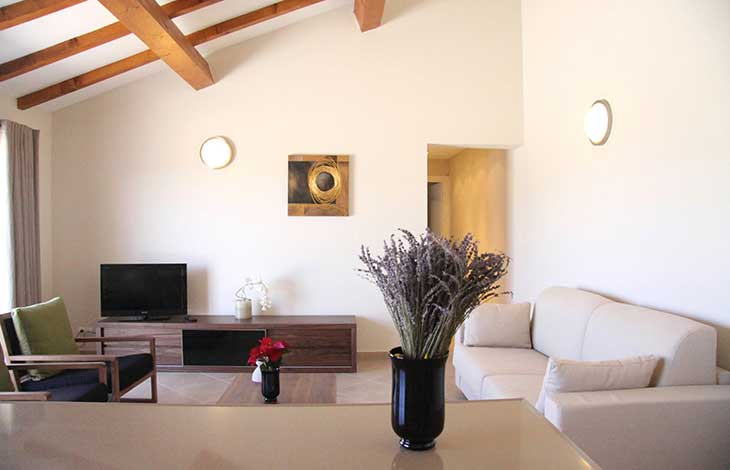 Appartement F3 luxe