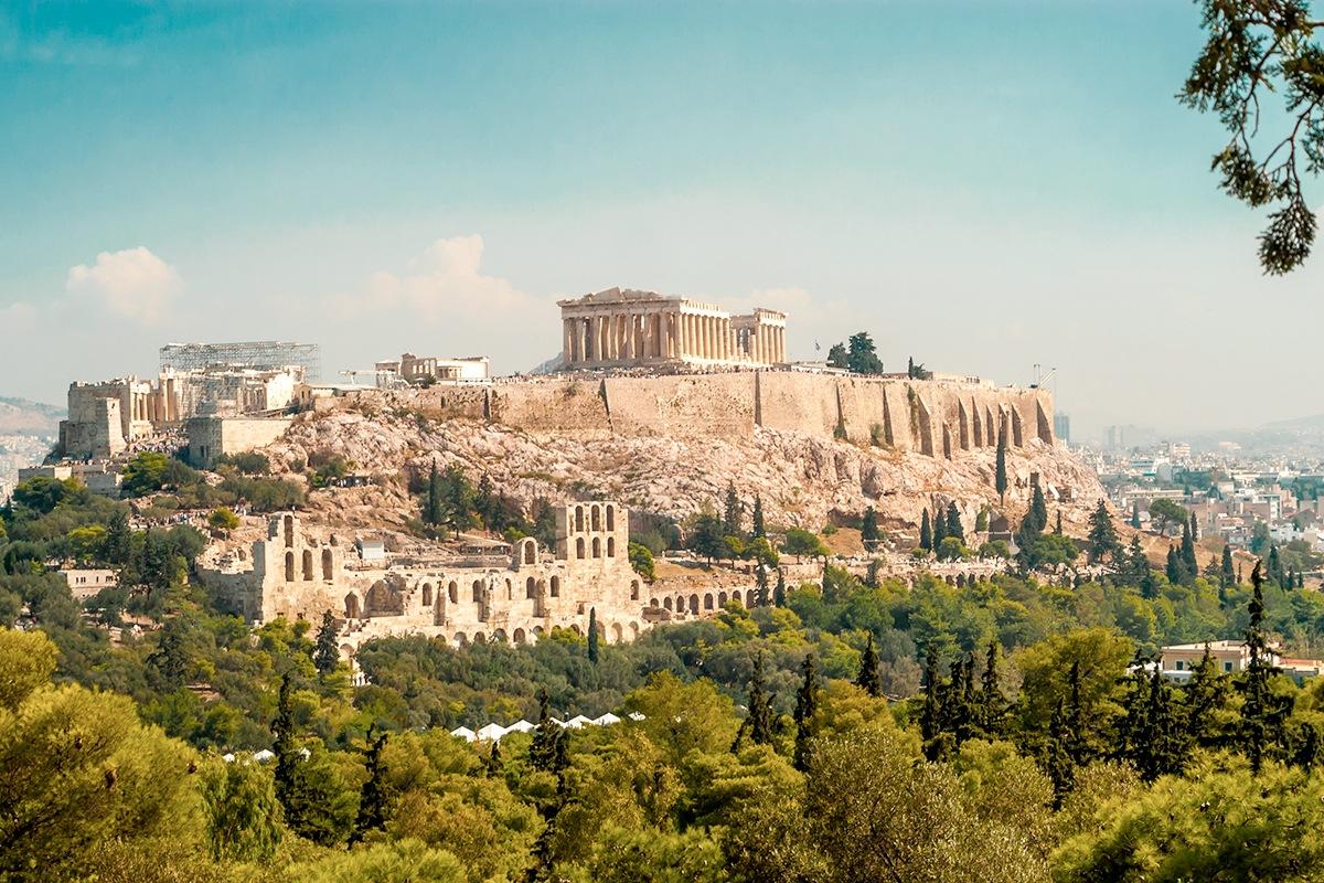 Autotour Athènes et le Péloponnèse