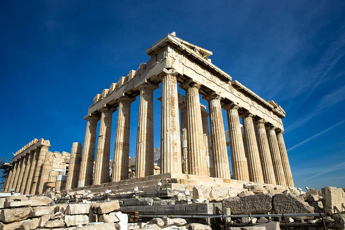 Grèce - Grèce continentale - Athènes et sa région - Autotour Athènes et le Péloponnèse