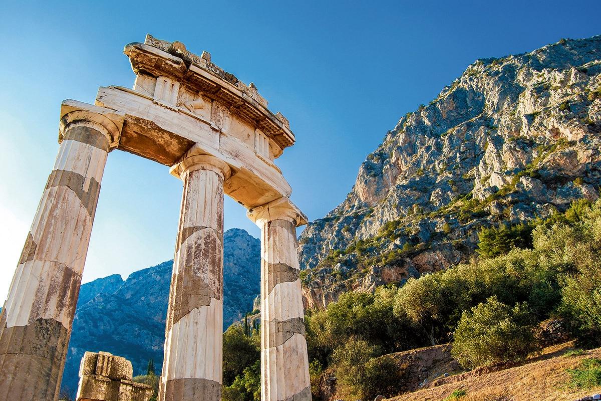 Sanctuaire d'Apollon, Delphes