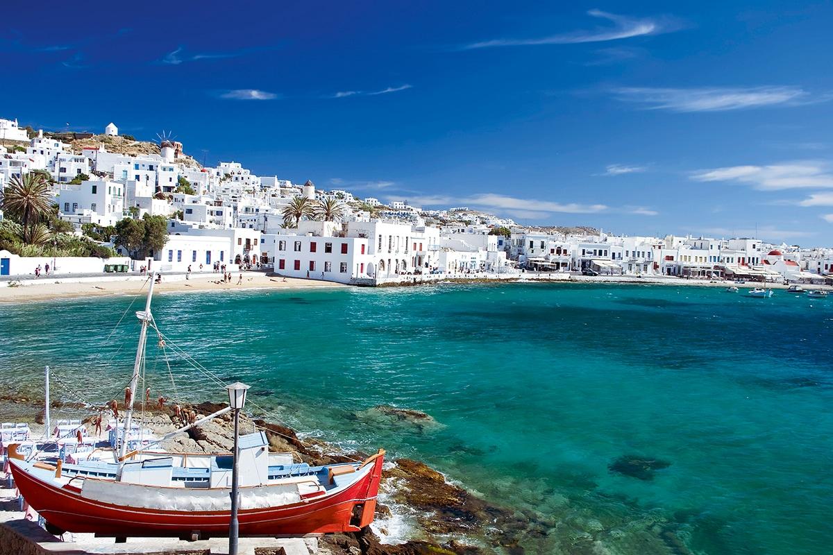 Circuit grand tour de la gr ce voyage s jour mykonos for Sejour complet grece