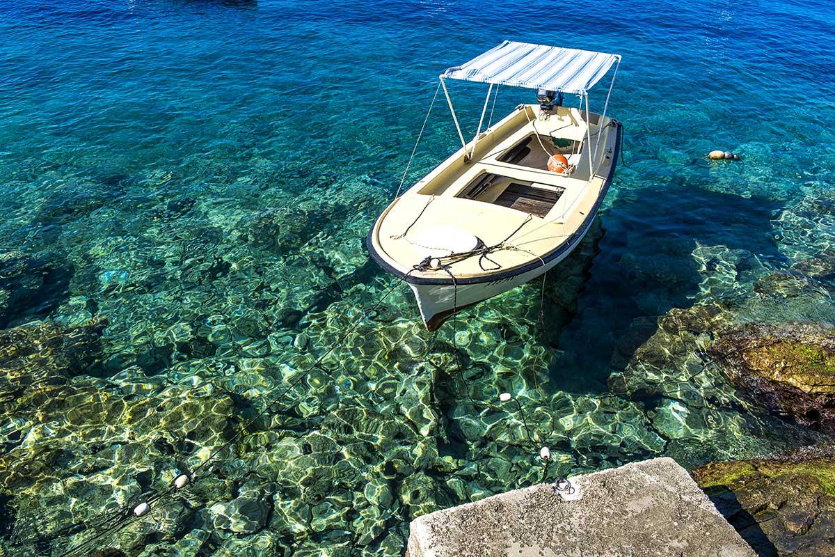 Croisière dans le sud de l'Adriatique - voyage  - sejour