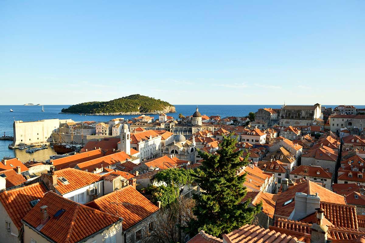 Photo n° 2 Croisière dans le sud de l'Adriatique