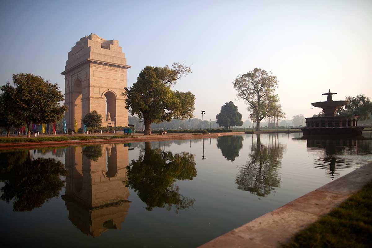 Porte de l'Inde, New Delhi
