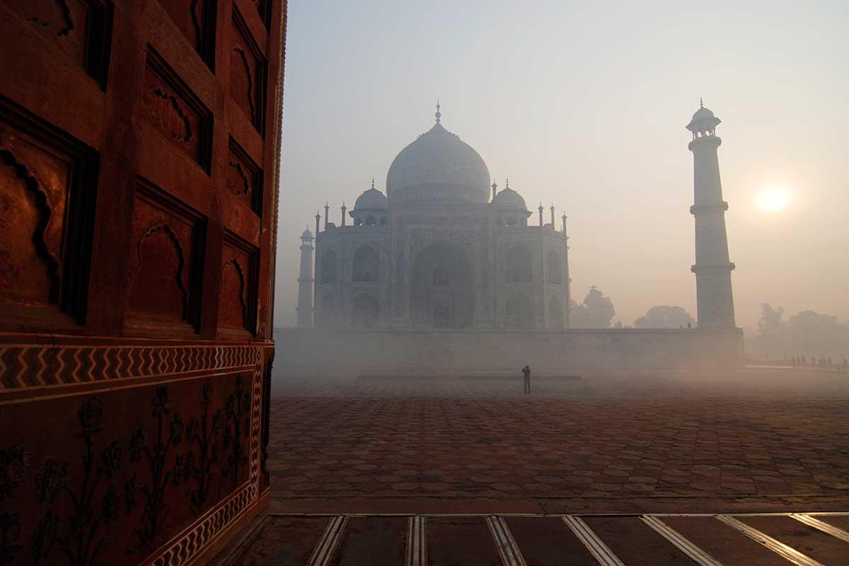 """Le Taj Mahal """"le Palais de la Couronne"""""""