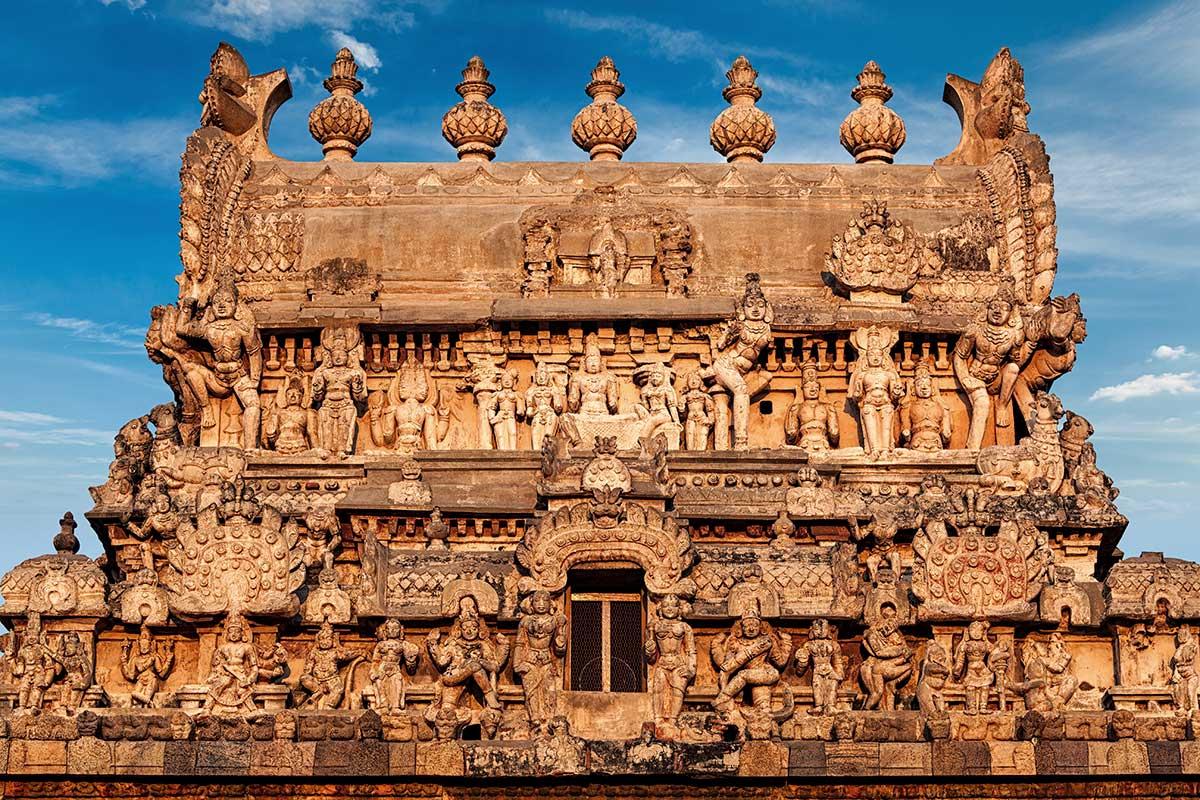 Temple d'Airavatesvara, Darasuram