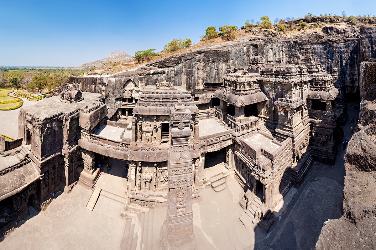 Temple de Kailash