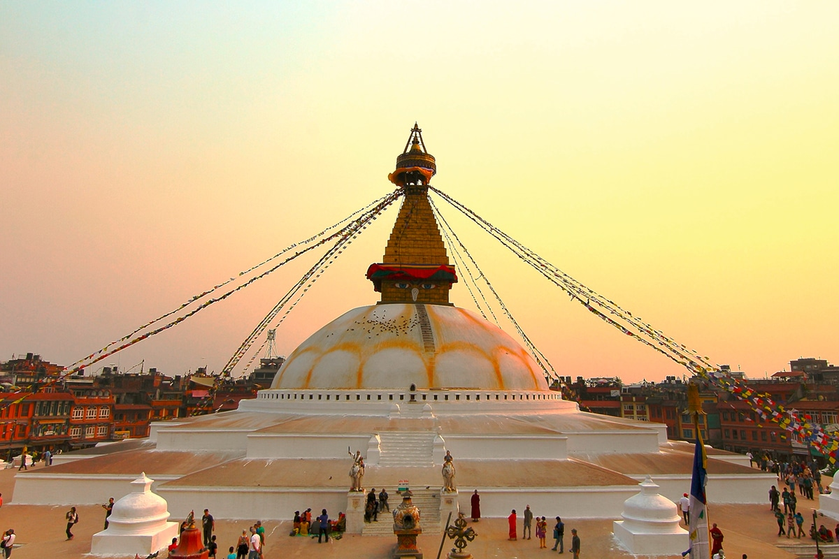 Inde - Inde du Nord et Rajasthan - Népal - Circuit Inde du Nord Vallée du Gange avec extension au Népal en hôtels 3*/4*