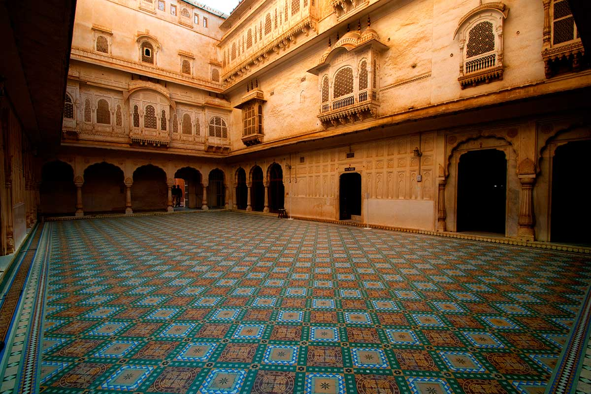 Fort Junagarth, Bikaner