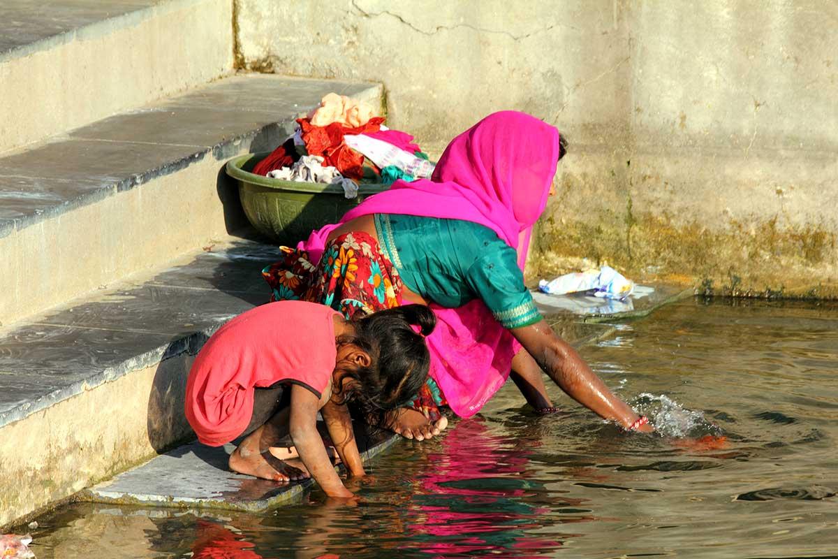 Circuit Rajasthan, vallée du Gange