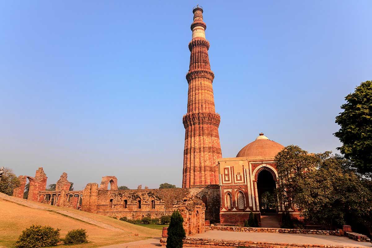 Qûtb Minâr, Delhi