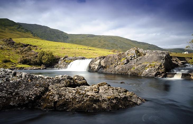 Autotour Connemara et Irlande du Nord