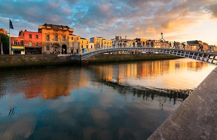 Autotour Dublin et l'Ouest irlandais - TUI