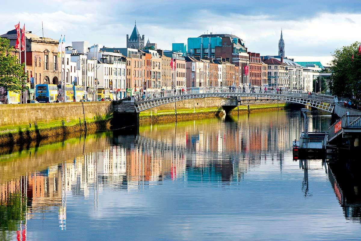 Irlande - Dublin - Circuit Le Grand Tour d'Irlande