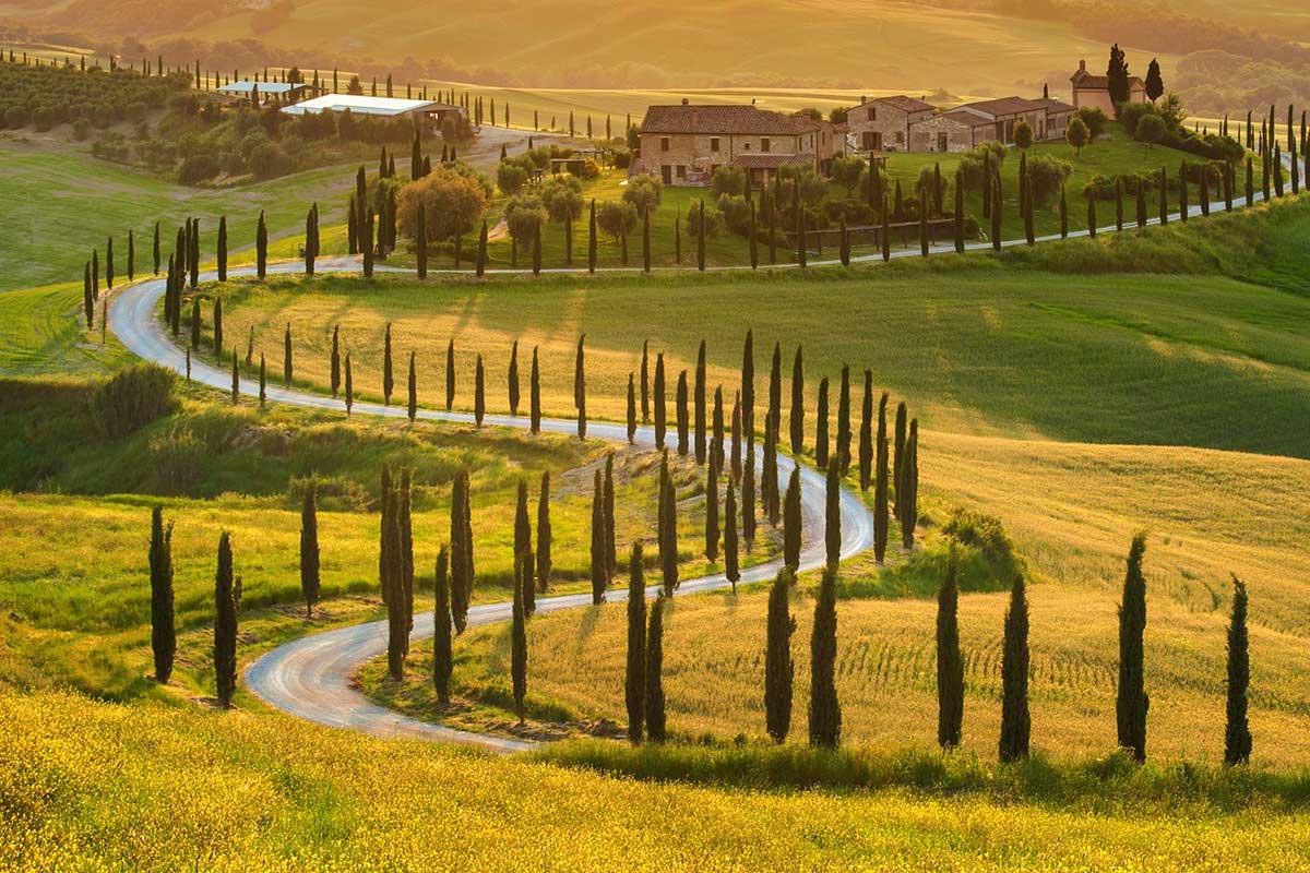 Autotour La Toscane
