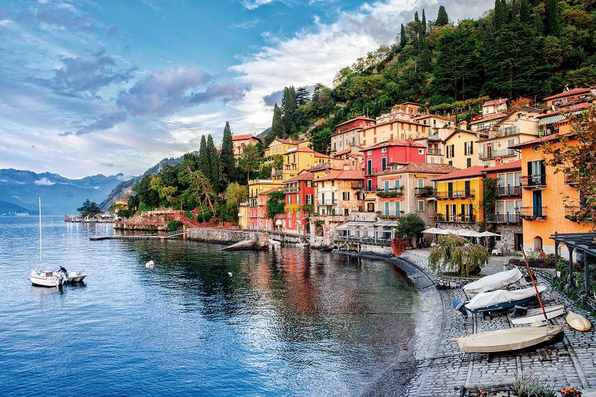 Italie - Autotour Venise et la région des lacs