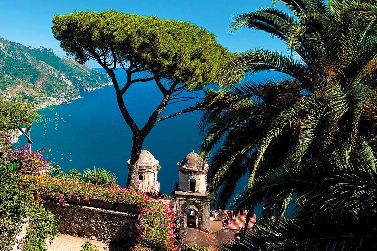 Circuit Beautés du Sud : Rome, Naples et la Côte Amalfitaine en 4* - voyage  - sejour