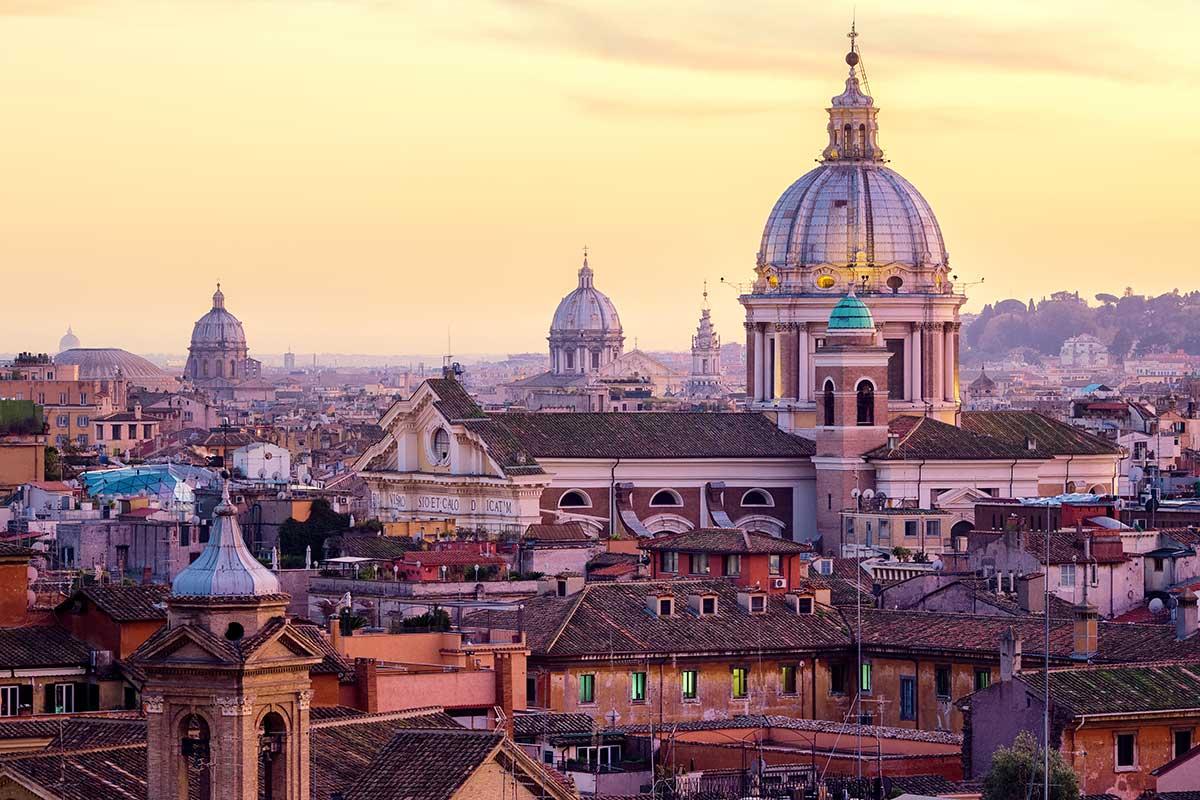 Italie - Circuit Beautés du Sud : Rome, Naples et la Côte Amalfitaine