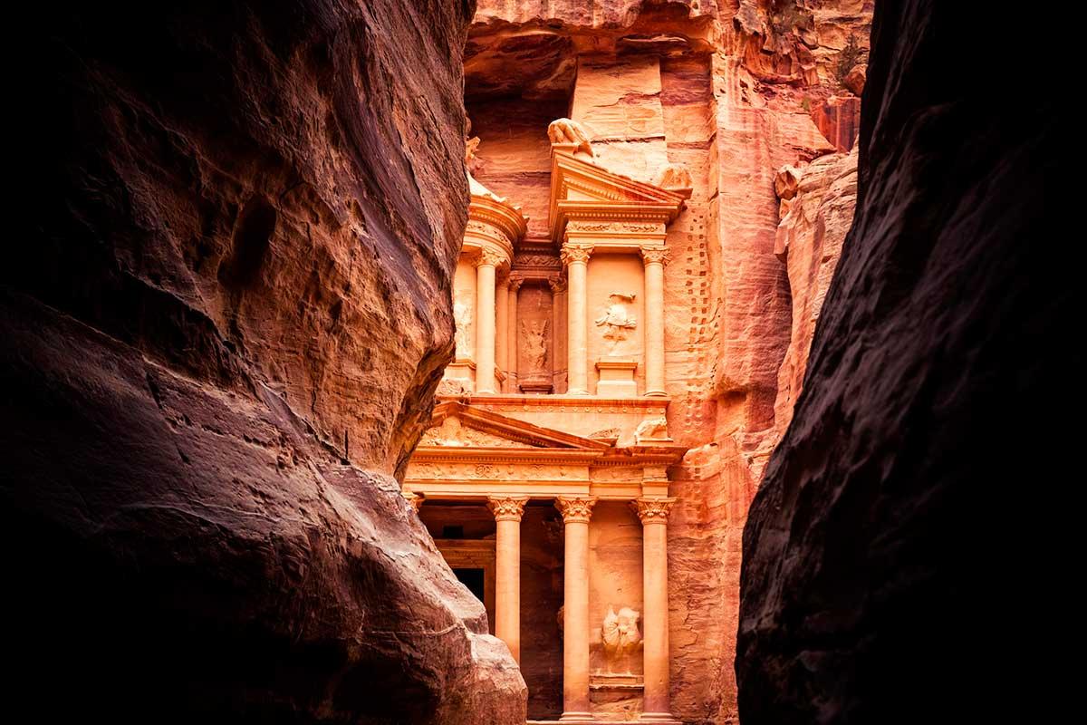 Circuit Au cur de la Jordanie millénaire