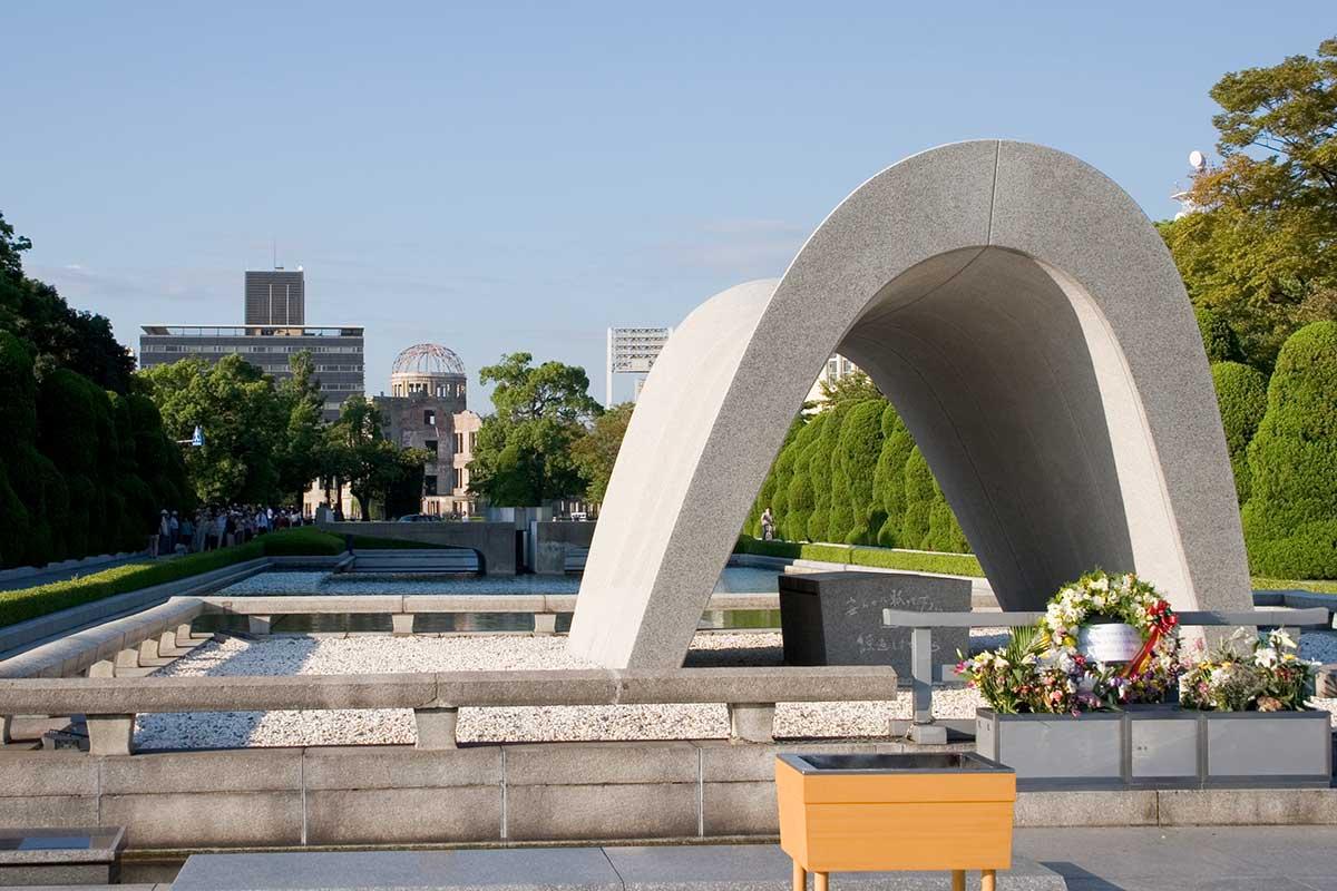 Le mémorial de la Paix, Hiroshima