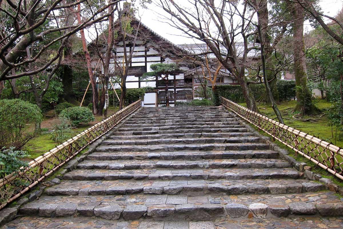 Temple Ryoan-Ji, Kyoto